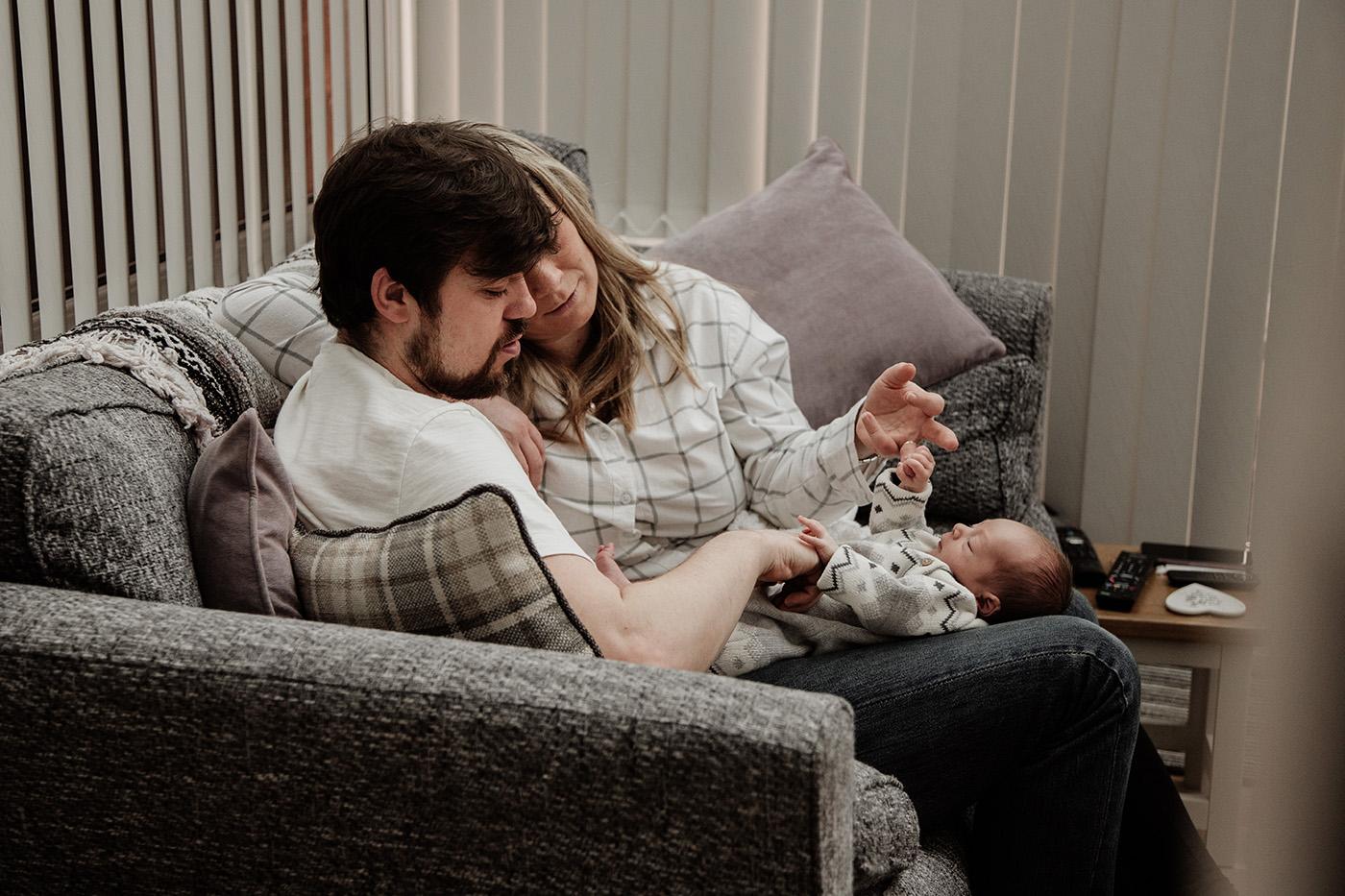Newborn at home – jones 1